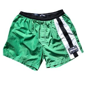 Polo Swimming Trunks